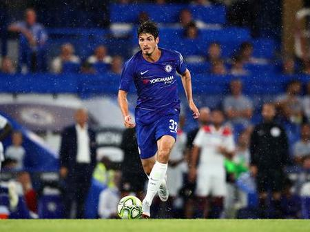 Chelsea Confirms Their First January Transfer