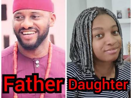 Meet The Beautiful Daughters Of 5 Popular Nollywood Actors.