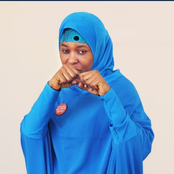 Aisha Yesufu is not from any Northern state, see the state where she comes from
