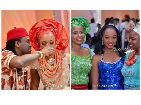Checkout Flashback Photos of Paul and Anita's Traditional Wedding as They Celebrate 7th Anniversary