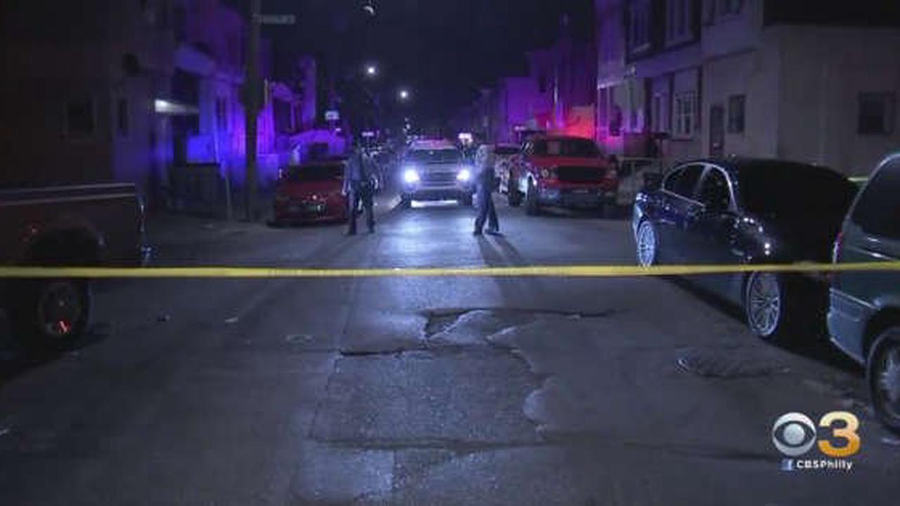 Philadelphia Police Investigating Shooting In Kensington