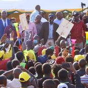 DP Ruto Speaks After His Sunday Visit to Murang'a County (Photos)
