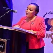 Honorable Wangui Ngirici Message to Women As They Mark Their Day