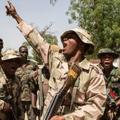Reactions As Army Personel Supplying Weapons To The Bandits Caught Red-Handed In Zamfara