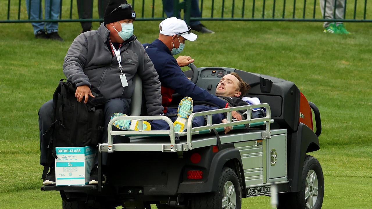 """""""Harry Potter""""-Star Tom Felton: Zusammenbruch bei Golf-Turnier"""