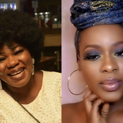 Nollywood Actress Ada Ameh laments on Having Depression over loss of her only Daughter