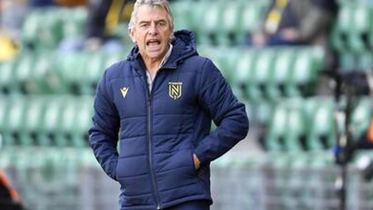 FC Nantes. Christian Gourcuff : « Ça fatigue tout le monde »