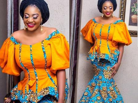 Trending And Fashionable Ankara Styles To Note For The Coming Ramadan Celebration
