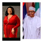Ronke Oshodi Oke cries, apologizes, regrets campaigning for Buhari in 2015