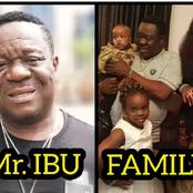 Mr. Ibu Have 3 Lovely Children And A Beautiful Wife, See Photos Of His Family