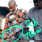 Photo Of Raila Odinga and Babu Owino Allegedly Giving Out a Hand Out Leaves Netizens Talking