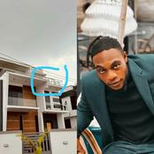 Hours After LAX Shared The Photos Of His New House, See What This Lady Said That Got People Talking