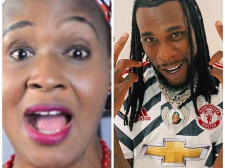 Hours After Burna Boy Was Nominated For Grammy Awards, See What Kemi Olunloyo Said About Him