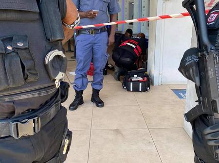 ATM User Shot During Robbery: Tongaat - KZN