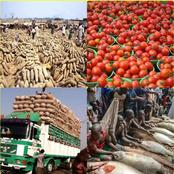 Good News As Food Dealers Agrees To End The Blockade Of Supplies Of Food Stuffs To The South