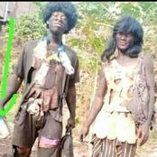 Rag Day: See How Federal Polytechnic, Oko Students Dressed On Their Rag Day