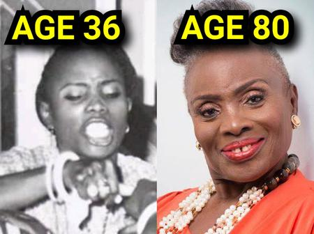 Legends: 6 Nigerian Celebrities Who Are Over 77 And Still Look Good