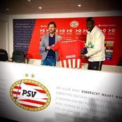 Transfert: Le Psv Eindhoven  s'offre une pépite ivoirienne à 6 milliards de f Cfa