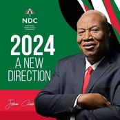 Is Joshua Alabi the right person to lead the National Democratic Congress in 2024 to victory again?