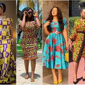 Beautiful Aso Ebi Styles For Beautiful Ladies Who Want To Look Good