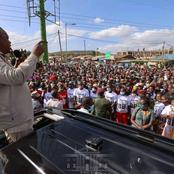President Uhuru thanks Samburu County MCAs for passing BBI bill
