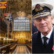 Prince Philip: Funeral to take place on 17 April at ST George's Chapel