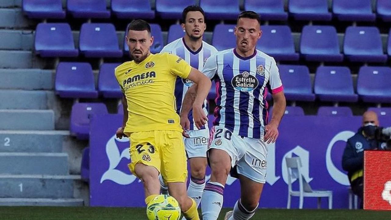 Résumé et buts du Valladolid-Villarreal de LaLiga