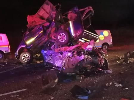 Seven people died at this horrible accident in Limpopo
