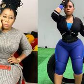"Meet 10 Nigerian celebrities who have naturally endowed ""backsides"""