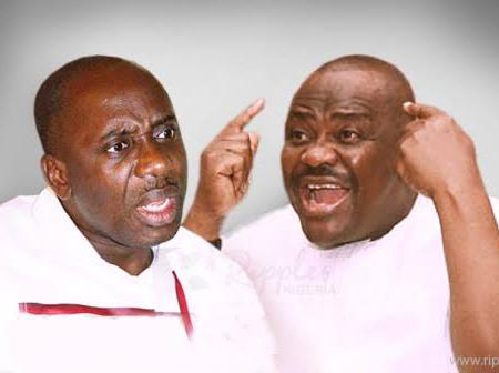 Wike Bombards Amaechi Over Zoning Comments.
