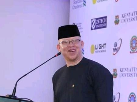 Isaac Mwaura Breaks Silence After Court's Rulling on His Case