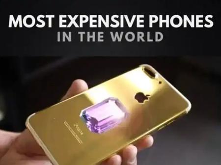 Top 10 Most Expensive Phones In The World