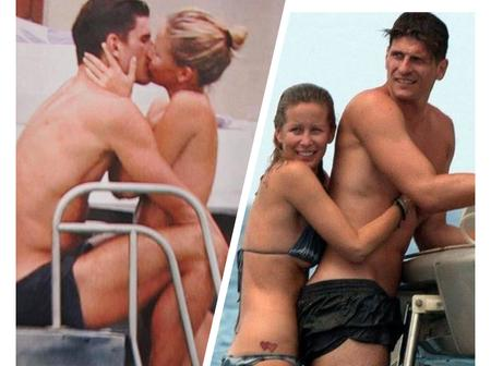 Beautiful Pictures Of The 30-Year-Old Woman Mario Gomez Is Married To