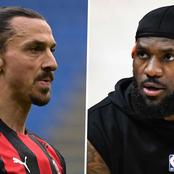 'I'm the wrong guy to go at!' - LeBron James fires back at Ibrahimovic