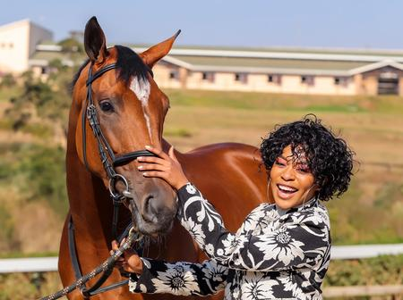 Nomzamo Mbatha says it's going to be an interesting year HERE'S WHY