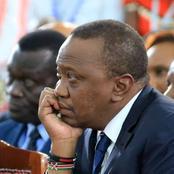 Kang'ata Pinches Uhuru Again, takes a snub of his Tolerance