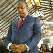 Sonko Sends A Powerful Message To This Group As He Thanked Them For Their Prayers