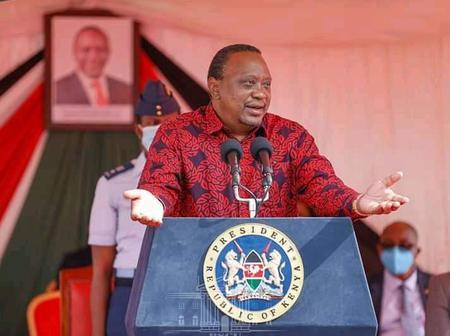 MP Babu Owino Responds to Uhuru's