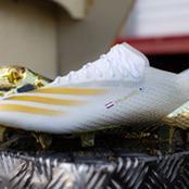 Adidas honor Mo Salah