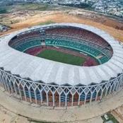 3 mois après son inauguration, de grands travaux sont en cours sur le site du stade olympique ADO