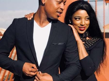 Lunga Makofeng and Lorraine Moropa's relationship