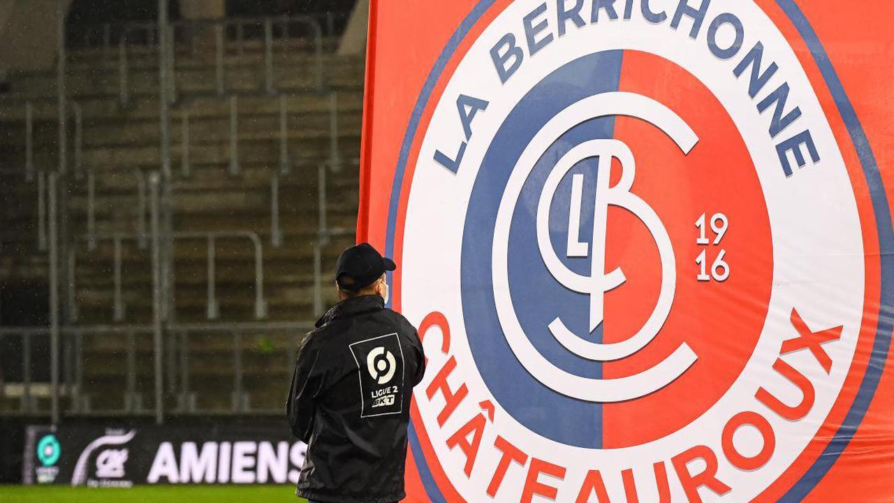 Châteauroux : un enfant du club prolonge à la Berrichonne (off)