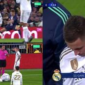 Injury number 10, hazard has faced the highest criticism by real Madrid fans for his longest injury.