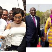 Dr. Kwame Despite and Bawumia who get taste? See pictures of their beautiful wifes.