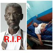 Sadiq Daba Died Of Cancer, See Another Nollywood Star Who Is Currently Battling With The Sickness