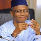 Governor Nasir El-Rufai dragged after quoting Senegalese proverb on Facebook