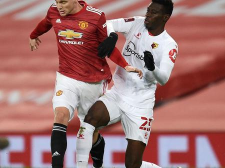 Manchester United Want New Role For Van De Beek Against Liverpool After Training Footage Emerges