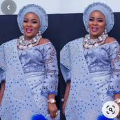 Dear Mothers, See 51 Stylish Lace Designs For Classy Ladies