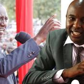 Internet Erupts as Kang'ata Praises Mt. Kenya Region For Sticking With Ruto During Handshake Period