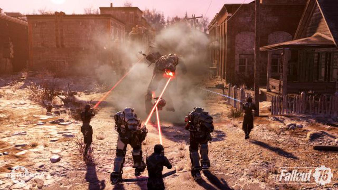La mise à jour de l'inventaire est arrivée sur Fallout 76